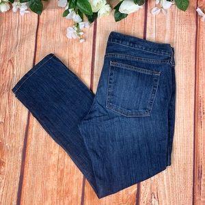 J.Crew Matchstick Straight Leg MidRise Jeans JE135